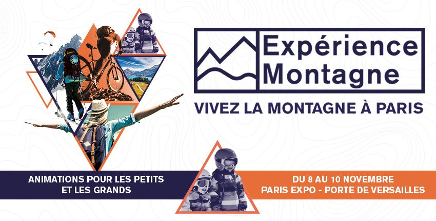 Ce week-end on part à la montagne à Paris !